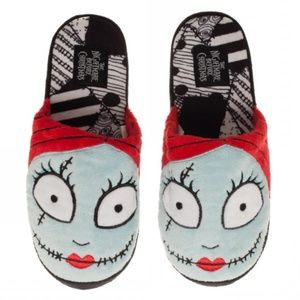bioworld shoes sally nightmare before christmas slippers slides